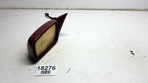 03-06 Lincoln LS FL Front Side Exterior Rear View Mirror w/ Turn Signal OEM