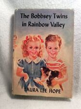 Vintage 1950's The Bobbsey Twins In Rainbow Valley #43