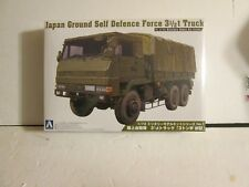 Aoshima 1:72 #2322 JGSDF 3-1/2 Ton Truck  Factory sealed New