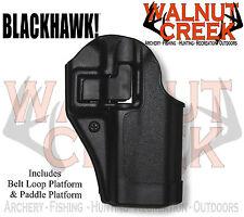 Blackhawk Serpa Holster Taurus PT-111 G2 Millennium RH (Matte Black) 410583BK-R
