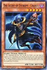DUEA EN036 1ST ED 3X THE AGENT OF ENTROPY URANUS COMMON CARDS