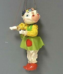 Vintage Pelham Puppets SL63 Cow, Boxed