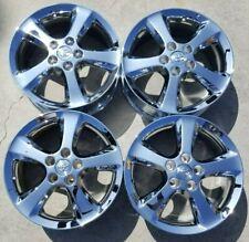 17 Toyota Camry Solara Oem Chrome Alloy Wheels Rims 2004 2008 17x7 69452 Fits 2011 Toyota Camry