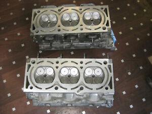 1 Satz Überholter Zylinderköpfe Opel Omega-B+Vectra-B 2,6 V6 170+180PS Y26SE