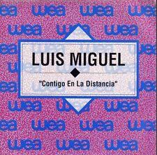 LUIS MIGUEL-CONTIDO EN LA DISTANCIA SINGLE VINILO 1992 PROMOCIONAL SPAIN