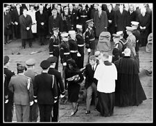 John Kennedy Photo 8X10  Funeral 1963 Robert Jackie Johnson Assassination Oswald