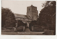 Heacham Church Norfolk England 1913 Rppc Postcard Us051