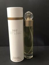 360 by Perry Ellis 3.4 oz / 100 ml EDT Perfume for Women New In Box