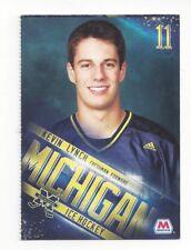 2009-10 Michigan Wolverines Kevin Lynch (Syracuse Crunch)