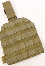 NEW Eagle Industries Single Point Drop Leg MOLLE Panel Coyote Brown LP-MS-COY