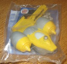 2005 Star Wars Complete the Saga Burger King Toy - Naboo Fighter