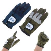 Nano cloth Men golf gloves Left Hand Golf Glove golf gloves Men's Players FT