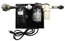 Basic Blumat Pump System Mounted with UL Plug and 6' Cord