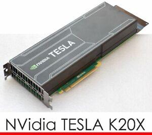 Nvidia Tesla K20X 6 GB GDDR5 ECC x16 Pci-E PCI Express 90Y2351 Accelerator Card