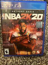 NBA 2K20 (Sony PlayStation 4, PS4) Fast Free Shipping