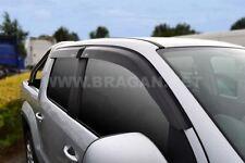 To Fit 2000 - 2008 Nissan X-Trail Wind Rain Deflector Shield 4x4 Accessories