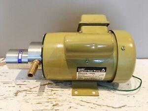 Iwaki Magnet Gear Pump MDG-H15 TA220 Japan