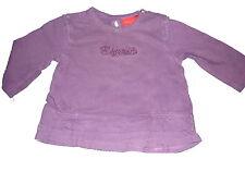 Esprit tolles Langarm Shirt Gr. 74 lila !!