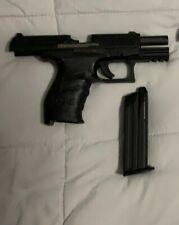 Walther PPQ 1 magazine. Metal slide blowback Green Gas Airsoft Pistol