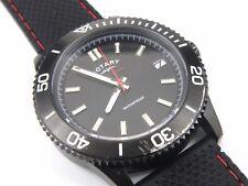 Rotary GB00243/04 Mens Black Ocean Divers Watch - 100m