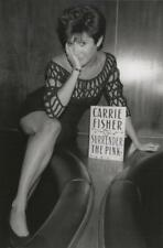 Carrie Fisher Hot GLOSSY PHOTO no5