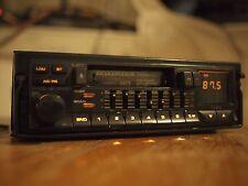 Vintage High class Car Radio Cassette Roadstar RS-80000HQL Old School Stereo