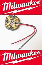 MILWAUKEE CARBON BRUSH M18 2650-20 (B55C) 2602-20 (SER C15D) M18 2601-21 MW1A