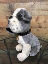 Vintage Rare 1970s Churchill The Bulldog Animal Fair Bulldog Stuffed Dog