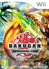 Bakugan Battle Brawlers: Defender of the Core (Wii) - Game  IOVG The Cheap Fast