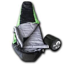 Wolftraders +20℉ Premium Lightweight Synthetic Down Mummy Bag