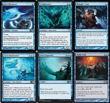 Mono Blue Mill Deck - Jace's Phantasm - Scour - 60 Cards Magic The Gathering MTG