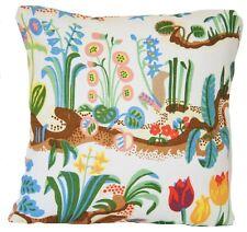 Josef Frank Fabric Cushion Cover Primavera Printed Linen Square