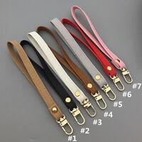 Leather Handle Bag Belt Wallet Handle Purse Strap Wristlet for Clutch Bag