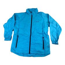 TargetDry Mac In A Sac Malibu Blue Polyester Waterproof Jacket Kids Various Size