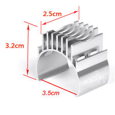 1/10 RC Crawler CNC Aluminum Motor Heat Sink For Axial SCX10 TRX4 90046 D90