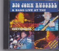 Big John Russel-Live At the Locomotion cd album
