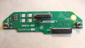 Genuine Bose SoundDock Series 2 Dock Connector Excellent 30 Day 30 Day Guarantee