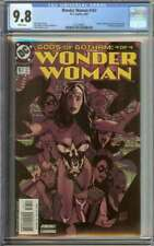 WONDER WOMAN #167 CGC 9.8 WHITE PAGES