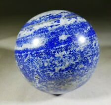 LARGE!!! LAPIS LAZULI SPHERE NATURAL STONE HAND CARVED GEMSTONE SPHERE [55]