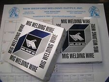 22lbs 70S-6 x .030 mig wire 11lbs rolls more quantity for your money FREE USPS!!
