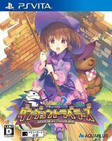 USED PS Vita ToHeart2 Dungeon Travelers Normal Edition game soft