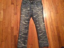 Men's Energie New Morrison low rise slim fit 100% cotton jeans size 36
