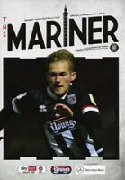 * 2020/21 - GRIMSBY TOWN HOME PROGRAMMES - CHOOSE FROM LIST *