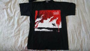 Solstafir Shirt Größe M schwarz Svartir Sandar