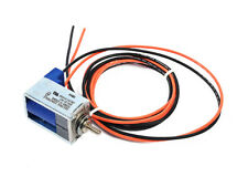 F300125P - Alliance Door Lock Solenoid Mag Latch 24V Blue 2 Wires Pkg - F300125