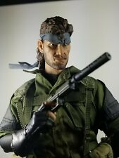 1/6 Big Boss/Naked Snake Inflames METAL BOSS BDU Peacewalker MGS METAL GEAR RARE