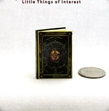 BOOK OF CAGLIOSTRO Miniature Book 1:12 Illustrated Readable Book Doctor Strange