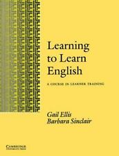 Learning to Learn English Learner's book: A Course in Learner Training: By El...