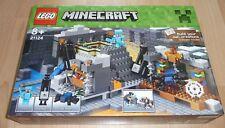 Lego - 21124 - Das End-Portal - Minecraft - NEU - OVP