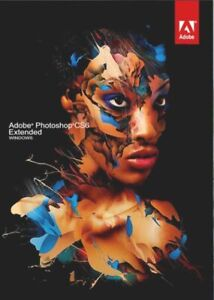 Adobe Photoshop CS6 Extended - DVD -